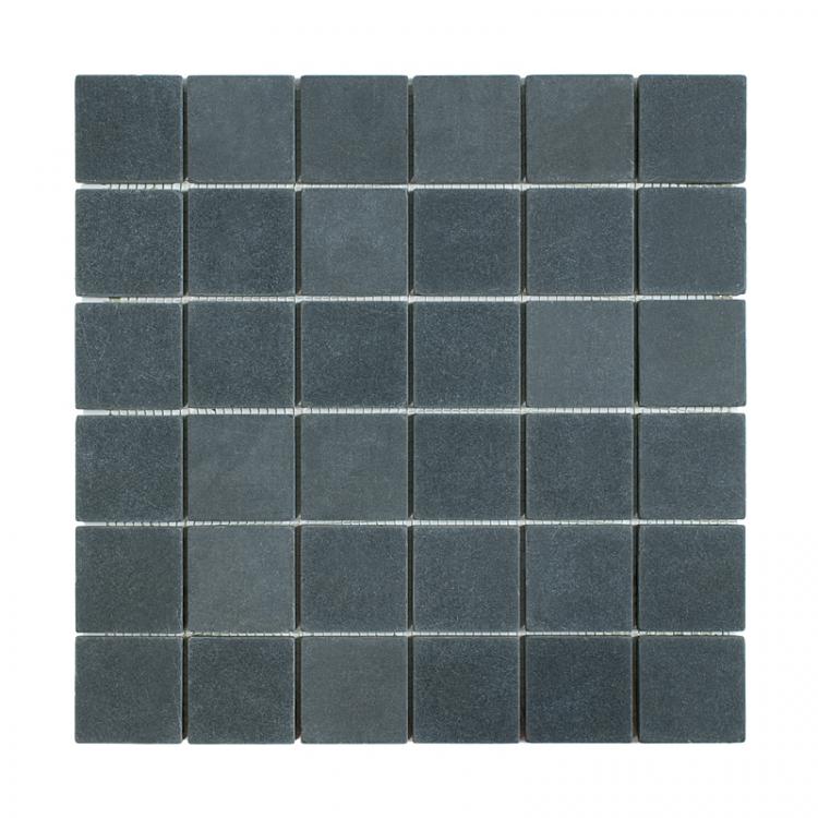 PURE BLACK 48 matt Mozaika kamienna DUNIN