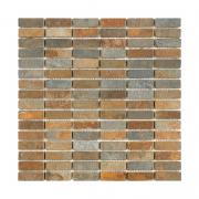 SLATE BLOCK MIX 48 Mozaika kamienna DUNIN