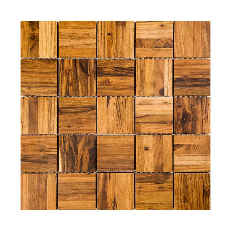 Amberwood 64 Mozaika Drewniana Dunin