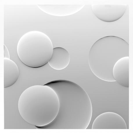 KOŁA Panel ścienny 3D ARTPANEL