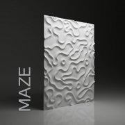 MAZE Panel ścienny 3D DUNES