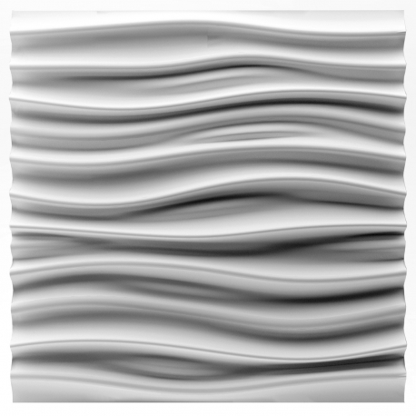 FALA M Panel ścienny 3D ARTPANEL